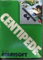 Centipede per Commodore 64