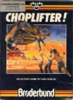 Choplifter! per Commodore 64