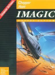 Chopper Hunt per Commodore 64