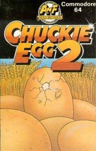 Chuckie Egg II per Commodore 64