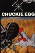 Chuckie Egg per Commodore 64