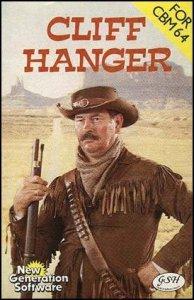 Cliff Hanger per Commodore 64
