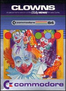 Clowns per Commodore 64