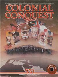 Colonial Conquest per Commodore 64