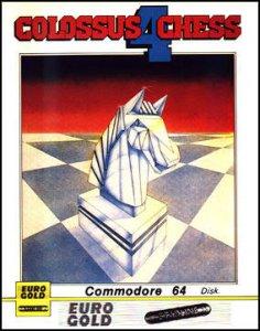 Colossus 4 Chess per Commodore 64