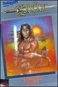 Conan: Hall of Volta per Commodore 64