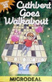 Cuthbert Goes Walkabout per Commodore 64