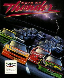 Days of Thunder per Commodore 64