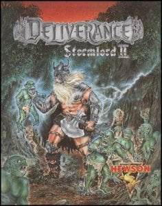 Deliverance: Stormlord II per Commodore 64