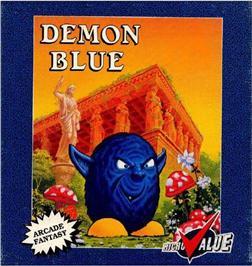 Demon Blue per Commodore 64