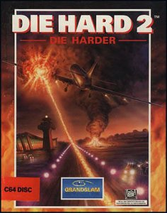 Die Hard 2: Die Harder per Commodore 64