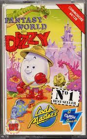 Dizzy: Fantasy World per Commodore 64