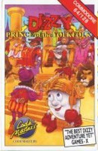 Dizzy: Prince of the Yolkfolk per Commodore 64