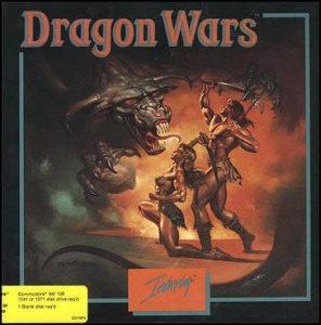 Dragon Wars per Commodore 64