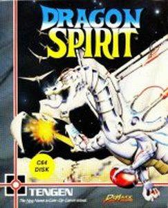 Dragon Spirit: The New Legend per Commodore 64