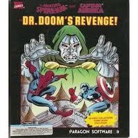 Dr. Doom's Revenge! per Commodore 64