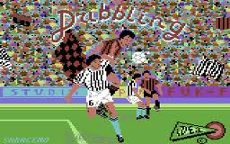 Dribbling per Commodore 64
