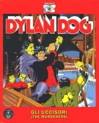 Dylan Dog: Gli Uccisori per Commodore 64