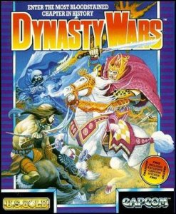 Dynasty Wars per Commodore 64