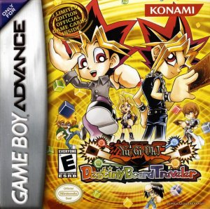 Yu-Gi-Oh! Destiny Board Traveler per Game Boy Advance