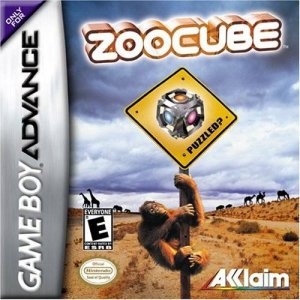 ZooCube per Game Boy Advance