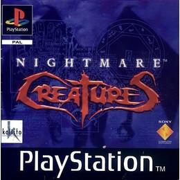 Nightmare Creatures per PlayStation