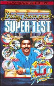 Daley Thompson's Super Test per Commodore 64