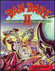 Dan Dare 2: Mekon's Revenge per Commodore 64