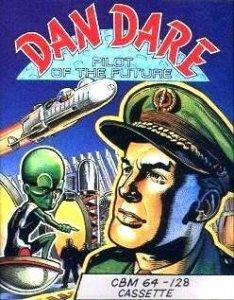 Dan Dare: Pilot of the Future per Commodore 64