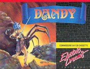 Dandy per Commodore 64