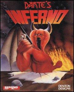 Dante's Inferno per Commodore 64