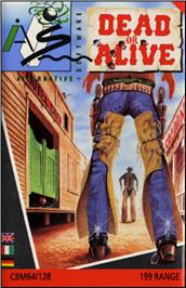 Dead Or Alive per Commodore 64
