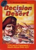 Decision in the Desert per Commodore 64