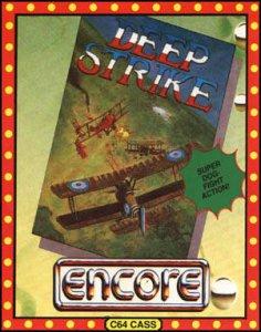 Deep Strike per Commodore 64