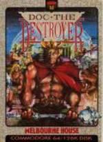 Doc the Destroyer per Commodore 64