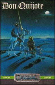 Don Quijote per Commodore 64
