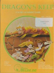 Dragon's Keep per Commodore 64