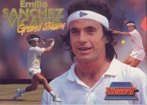 Emilio Sanchez Vicario Grand Slam per MSX