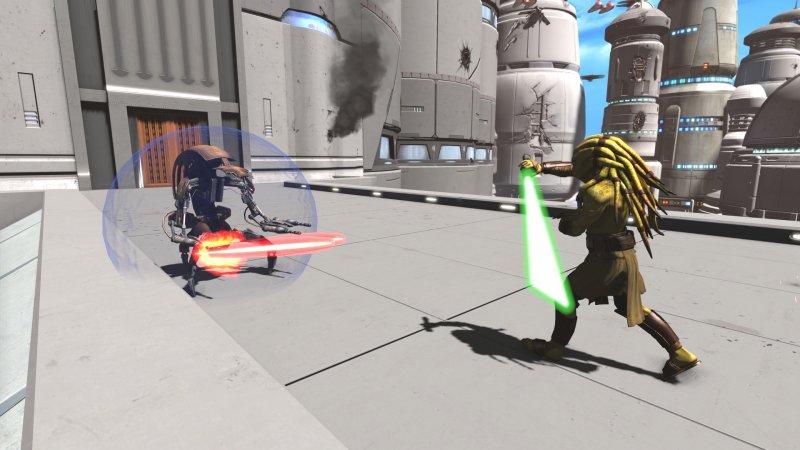 Kinect Wars