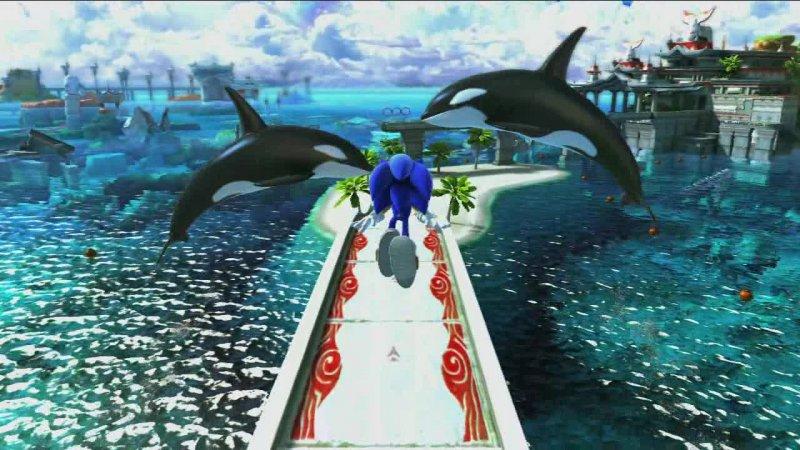 La Soluzione di Sonic Generations