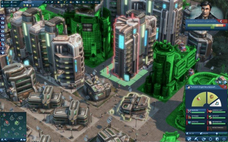 La soluzione di Anno 2070