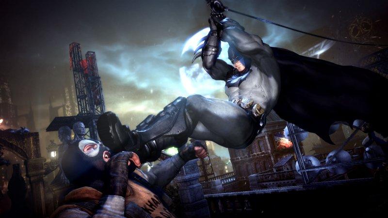 Lanciata la sfida a Batman