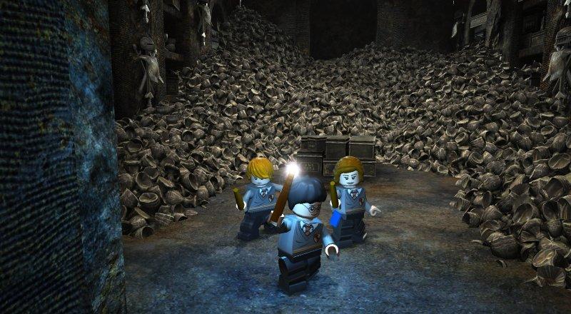 La Soluzione di LEGO Harry Potter: Anni 5-7