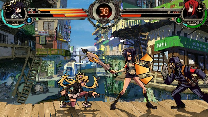 La versione PC di Skullgirls sarà giocabile in cross-platform su PS3