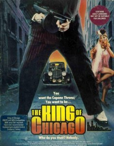 The King of Chicago per PC MS-DOS
