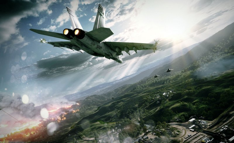 400 ore di gioco per sbloccare tutti i contenuti di Battlefield 3