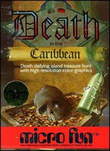 Death in the Caribbean per Commodore 64
