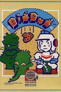 Dig Dug per Commodore 64
