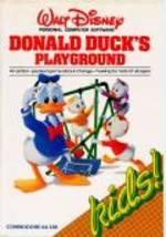 Donald Duck's Playground per Commodore 64
