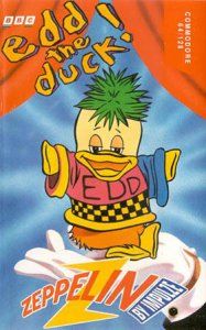 Edd the Duck! per Commodore 64